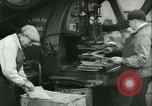 Image of Reclaiming salvaged materials United States USA, 1947, second 10 stock footage video 65675022357