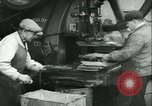 Image of Reclaiming salvaged materials United States USA, 1947, second 11 stock footage video 65675022357