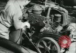 Image of Reclaiming salvaged materials United States USA, 1947, second 35 stock footage video 65675022357