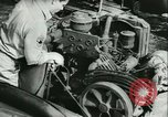 Image of Reclaiming salvaged materials United States USA, 1947, second 36 stock footage video 65675022357