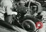 Image of Reclaiming salvaged materials United States USA, 1947, second 38 stock footage video 65675022357
