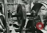 Image of Reclaiming salvaged materials United States USA, 1947, second 46 stock footage video 65675022357