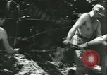 Image of Reclaiming salvaged materials United States USA, 1947, second 50 stock footage video 65675022357
