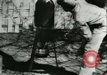 Image of Reclaiming salvaged materials United States USA, 1947, second 52 stock footage video 65675022357