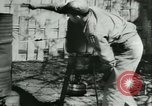 Image of Reclaiming salvaged materials United States USA, 1947, second 54 stock footage video 65675022357