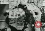 Image of Reclaiming salvaged materials United States USA, 1947, second 55 stock footage video 65675022357