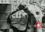 Image of Reclaiming salvaged materials United States USA, 1947, second 56 stock footage video 65675022357