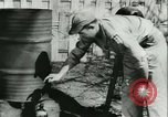 Image of Reclaiming salvaged materials United States USA, 1947, second 57 stock footage video 65675022357