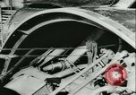 Image of Reclaiming salvaged materials United States USA, 1947, second 62 stock footage video 65675022357