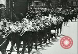 Image of Legion of French Volunteer LVF soldiers collaborating with Germany Versailles France, 1941, second 4 stock footage video 65675022362