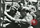 Image of Legion of French Volunteer LVF soldiers collaborating with Germany Versailles France, 1941, second 35 stock footage video 65675022362