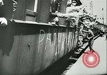 Image of Legion of French Volunteer LVF soldiers collaborating with Germany Versailles France, 1941, second 45 stock footage video 65675022362