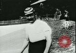 Image of Henri Farman and winged bicycle France, 1912, second 4 stock footage video 65675022365