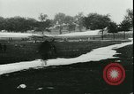 Image of Henri Farman and winged bicycle France, 1912, second 29 stock footage video 65675022365
