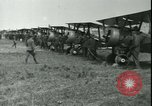 Image of American 148th Aero Squadron France, 1918, second 36 stock footage video 65675022370