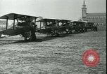 Image of American 148th Aero Squadron France, 1918, second 39 stock footage video 65675022370