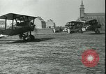 Image of American 148th Aero Squadron France, 1918, second 43 stock footage video 65675022370
