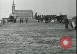 Image of American 148th Aero Squadron France, 1918, second 55 stock footage video 65675022370