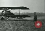 Image of American Sopwith F-1 Camel Aircraft France, 1918, second 20 stock footage video 65675022371