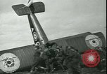 Image of American Sopwith F-1 Camel Aircraft France, 1918, second 32 stock footage video 65675022371