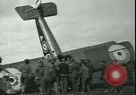 Image of American Sopwith F-1 Camel Aircraft France, 1918, second 33 stock footage video 65675022371