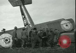Image of American Sopwith F-1 Camel Aircraft France, 1918, second 42 stock footage video 65675022371