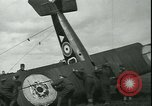 Image of American Sopwith F-1 Camel Aircraft France, 1918, second 47 stock footage video 65675022371