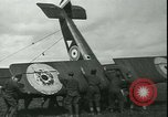 Image of American Sopwith F-1 Camel Aircraft France, 1918, second 50 stock footage video 65675022371