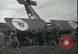 Image of American Sopwith F-1 Camel Aircraft France, 1918, second 53 stock footage video 65675022371