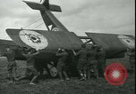 Image of American Sopwith F-1 Camel Aircraft France, 1918, second 54 stock footage video 65675022371