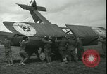 Image of American Sopwith F-1 Camel Aircraft France, 1918, second 55 stock footage video 65675022371