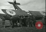 Image of American Sopwith F-1 Camel Aircraft France, 1918, second 56 stock footage video 65675022371