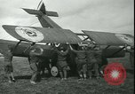 Image of American Sopwith F-1 Camel Aircraft France, 1918, second 57 stock footage video 65675022371
