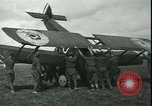 Image of American Sopwith F-1 Camel Aircraft France, 1918, second 58 stock footage video 65675022371