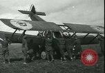 Image of American Sopwith F-1 Camel Aircraft France, 1918, second 59 stock footage video 65675022371