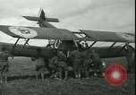 Image of American Sopwith F-1 Camel Aircraft France, 1918, second 61 stock footage video 65675022371
