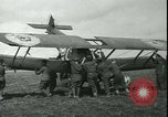 Image of American Sopwith F-1 Camel Aircraft France, 1918, second 62 stock footage video 65675022371