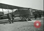 Image of Breguet 14 A 2 bombers Clermont France, 1918, second 2 stock footage video 65675022373