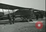 Image of Breguet 14 A 2 bombers Clermont France, 1918, second 4 stock footage video 65675022373