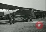 Image of Breguet 14 A 2 bombers Clermont France, 1918, second 9 stock footage video 65675022373