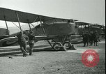 Image of Breguet 14 A 2 bombers Clermont France, 1918, second 11 stock footage video 65675022373