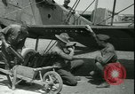 Image of Breguet 14 A 2 bombers Clermont France, 1918, second 18 stock footage video 65675022373