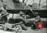 Image of Breguet 14 A 2 bombers Clermont France, 1918, second 19 stock footage video 65675022373