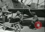 Image of Breguet 14 A 2 bombers Clermont France, 1918, second 27 stock footage video 65675022373