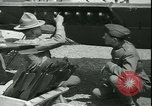 Image of Breguet 14 A 2 bombers Clermont France, 1918, second 30 stock footage video 65675022373