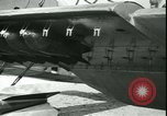 Image of Breguet 14 A 2 bombers Clermont France, 1918, second 38 stock footage video 65675022373