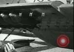 Image of Breguet 14 A 2 bombers Clermont France, 1918, second 39 stock footage video 65675022373