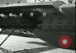 Image of Breguet 14 A 2 bombers Clermont France, 1918, second 40 stock footage video 65675022373