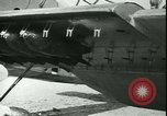 Image of Breguet 14 A 2 bombers Clermont France, 1918, second 41 stock footage video 65675022373