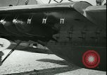 Image of Breguet 14 A 2 bombers Clermont France, 1918, second 42 stock footage video 65675022373